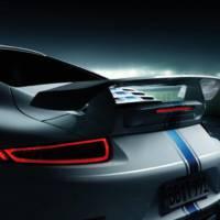 2014 Porsche 911 Turbo modified by TechArt