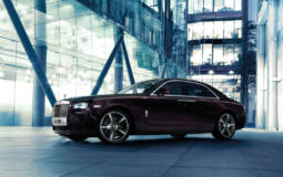 2014 Rolls Royce Ghost V-Specification detailed