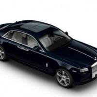 2014 Rolls-Royce Ghost V-Specification is featuring 601 HP
