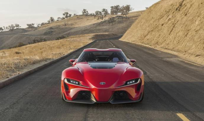 2014 Toyota FT-1 Concept revealed at NAIAS