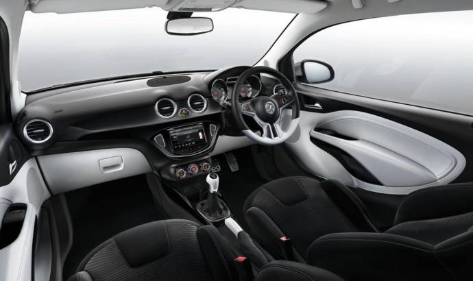 2014 Vauxhall ADAM Black and White Editions