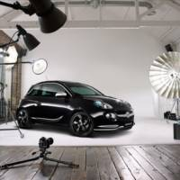 2014 Vauxhall ADAM Black and White Editions