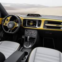 2014 Volkswagen Beetle Dune Concept introduced