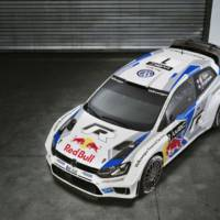 2014 Volkswagen Polo WRC unveiled