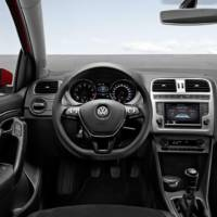 2014 Volkswagen Polo facelift unveiled