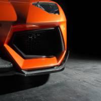 2014 Vorsteiner Lamborghini Aventador-V LP740 unveiled