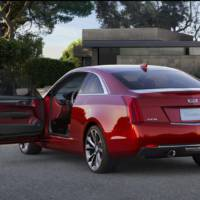 2015 Cadillac ATS Coupe official images