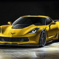 2015 Chevrolet Corvette Z06 - First official leaked pictures
