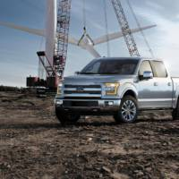 2015 Ford F-150 unveiled