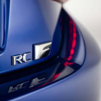 2015 Lexus RC F Coupe unveiled
