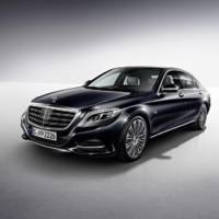 2015 Mercedes S600 gets official