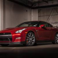 2015 Nissan GT-R US price