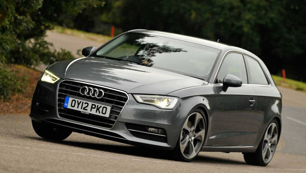 Audi sold over 1.5 million cars in 2013