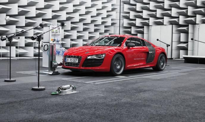 Audi will resurrect the R8 e-tron