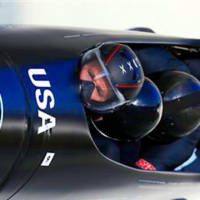 BMW bobsled to feature in new commercials