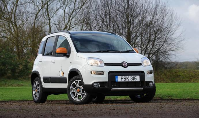Fiat Panda 4x4 Antarctica available for 15.000 pounds