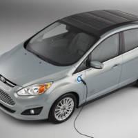 Ford C-MAX Solar Energi Concept announced