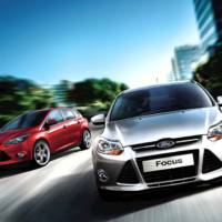 Ford Focus best selling car in the world in 2013