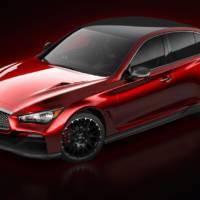 Infiniti Q50 Eau Rouge Concept - first image