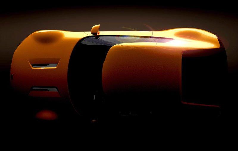 Kia GT4 STinger second teaser