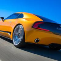 Kia GT4 Stinger makes public debut