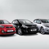 Kia VR7 range announced for UK