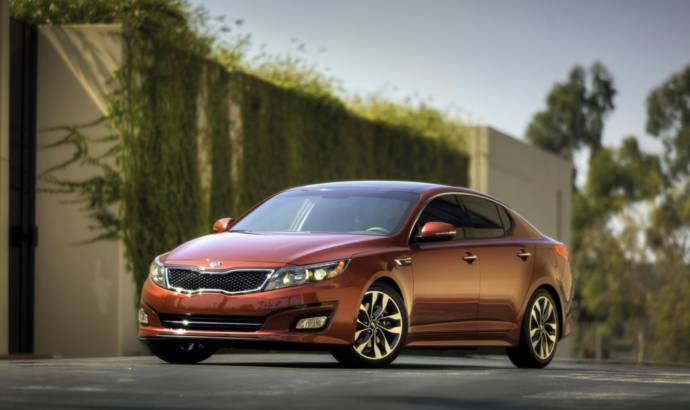 Kia second best year sales in the US