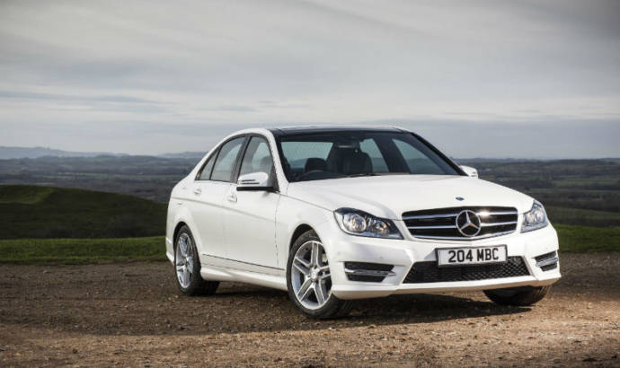 Mercedes-Benz C-Class AMG Sport Edition launched