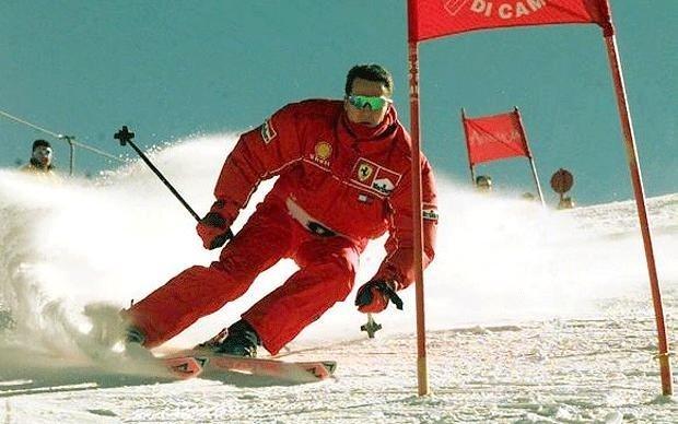 Michael Schumacher - Press conference