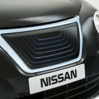 Nissan NV200 London Cab new face