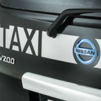 Nissan NV200 London Cab new face