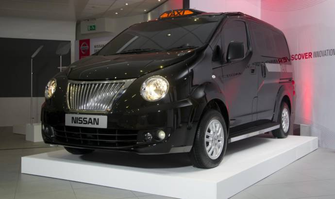 Nissan Taxi for London to be build in Coventry