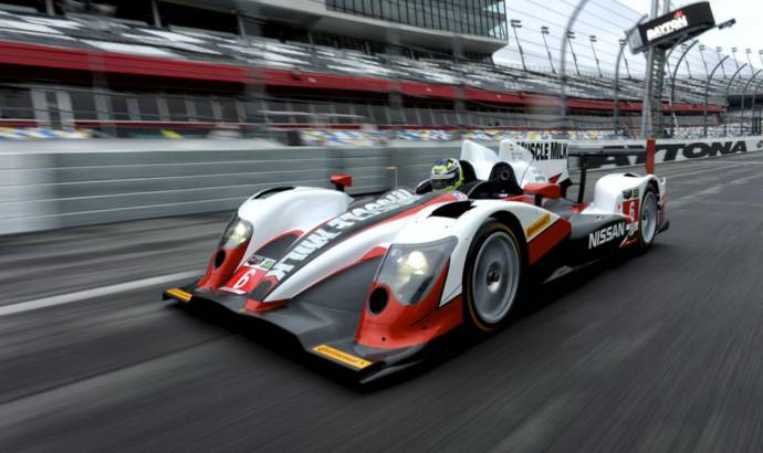 Nissan and Muscle Milk Pickett Racing team up for the TUDOR USCC