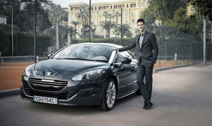 Novak Djokovic to star as Peugeot Brand Ambassador