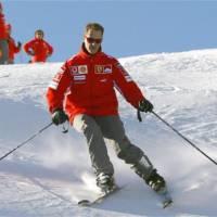 Official: Michael Schumacher crash at low speed