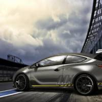 Opel Astra OPC Extreme unveiled