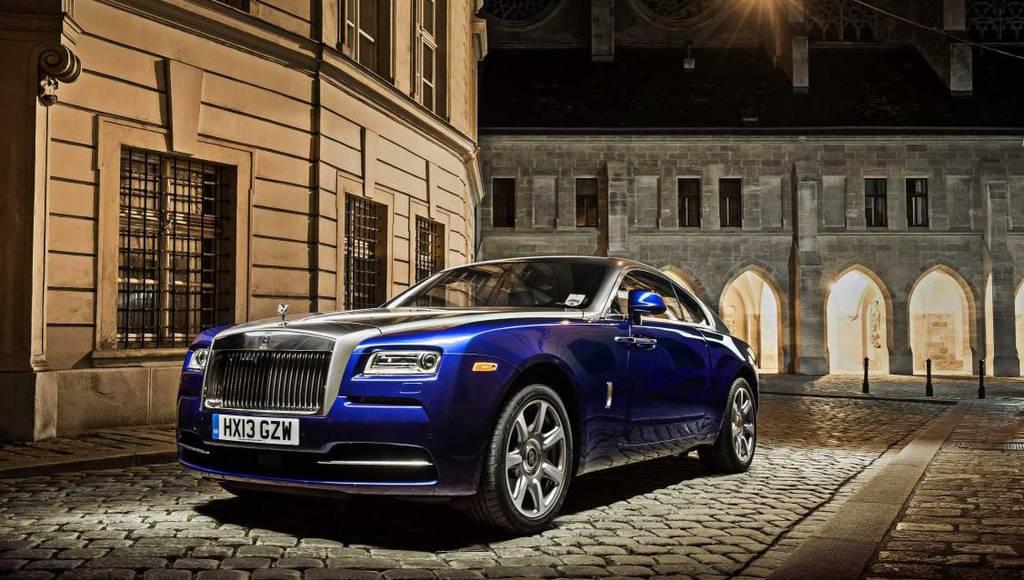 Rolls Royce posts record sales in 2013