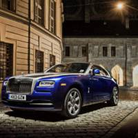 Rolls Royce posts record sales in 2013