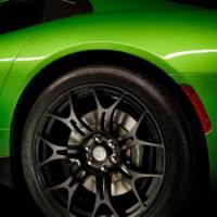 SRT Viper with Stryker Green paint is Hulk's car
