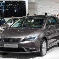 Seat Leon ST 4Drive unveiled