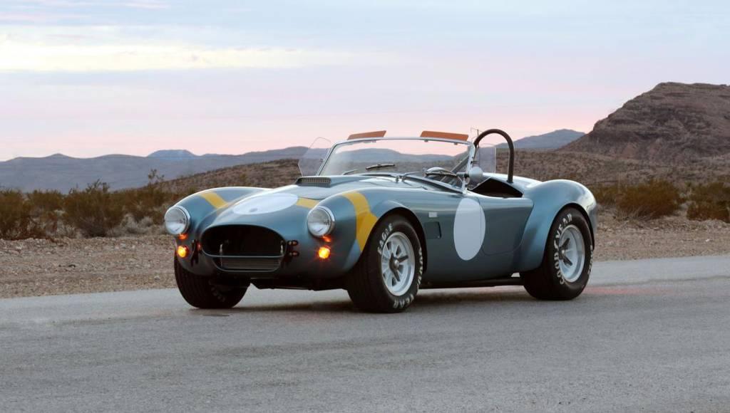 Shelby FIA Cobra 50th anniversary