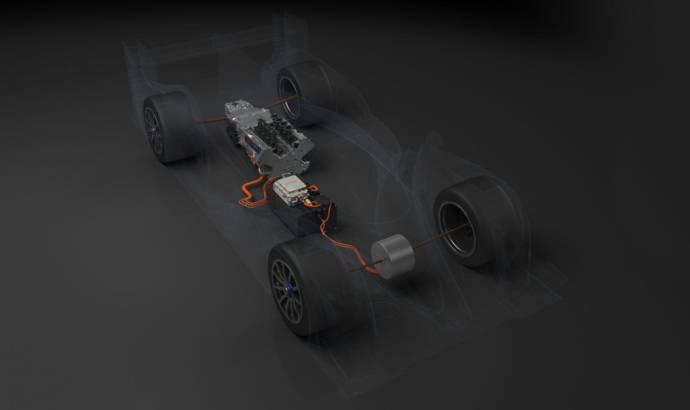 Toyota TS040 Hybrid ready for Le Mans