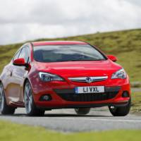 Vauxhall Astra GTC receives 200 hp