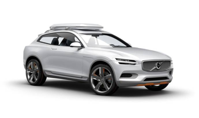 Volvo Concept XC Coupe named best concept in Detroit 2014