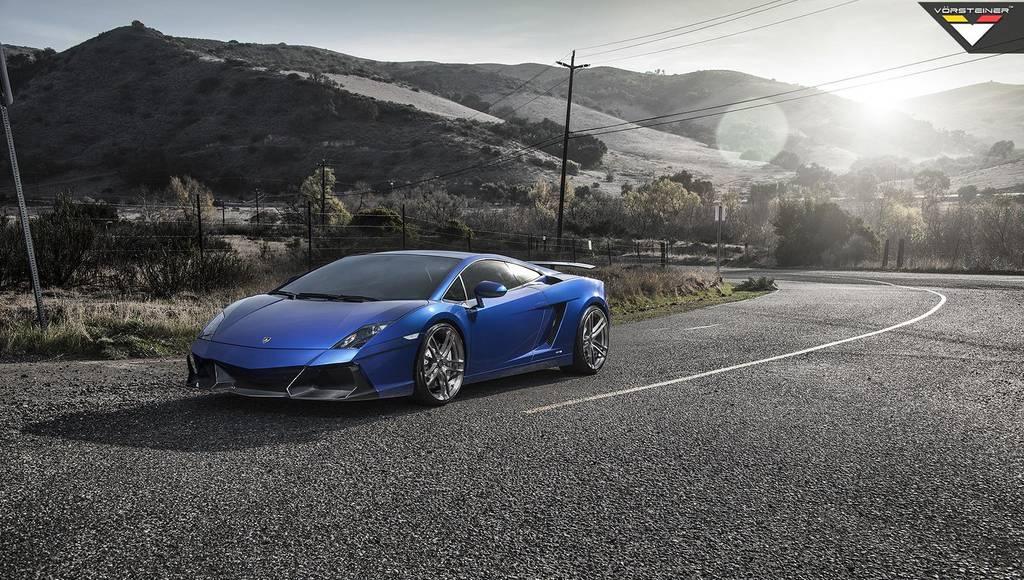 Vorsteiner Lamborghini Gallardo LP-550/60 Renazzo