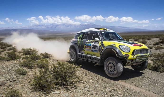 Joan Nani Roma wins 2014 Dakar Rally