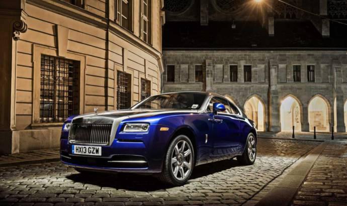 Rolls Royce record sales in 2013