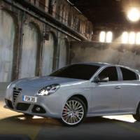 2014 Alfa Romeo Giulietta on sale in the UK