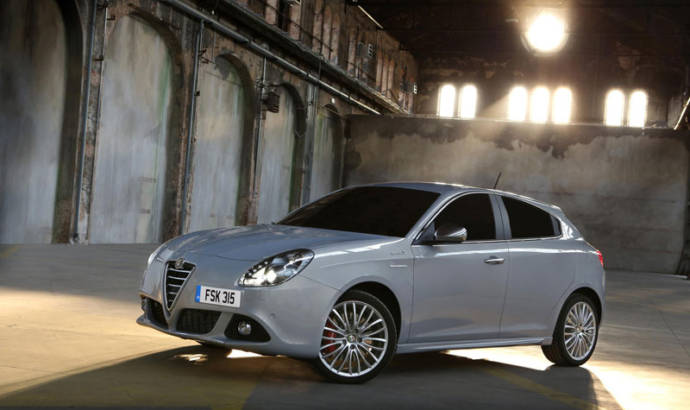 2014 Alfa Romeo Giulietta on sale in the UK
