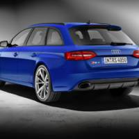 2014 Audi RS4 Avant Nogaro - celebrates 20 years from the debut of the Avant RS2
